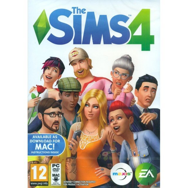 The Sims 4 (DVD-ROM)