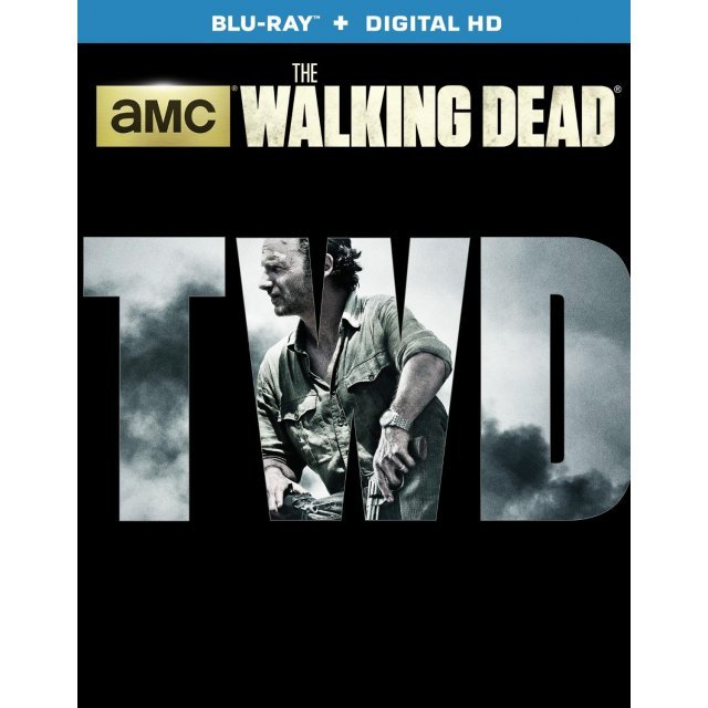 The Walking Dead: Season 6 [Blu-ray+Digital HD]