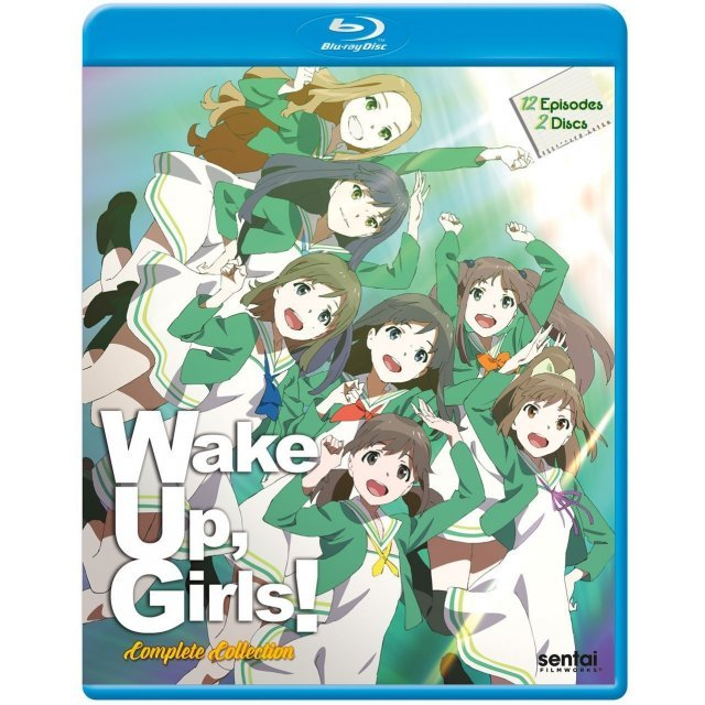 Wake Up, Girls!: Season One Complete Collection
