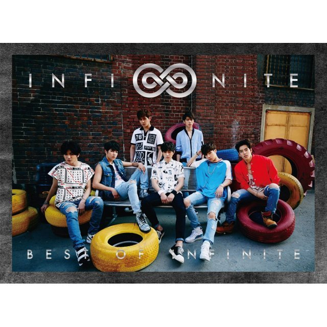 Best Of Infinite [CD+Blu-ray Limited Edition Type A]