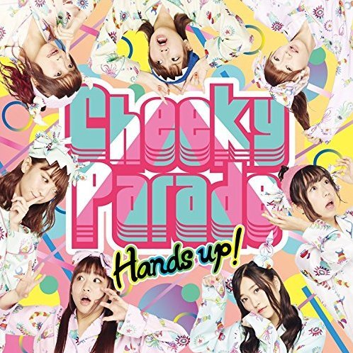 Hands Up! [CD+Blu-ray]