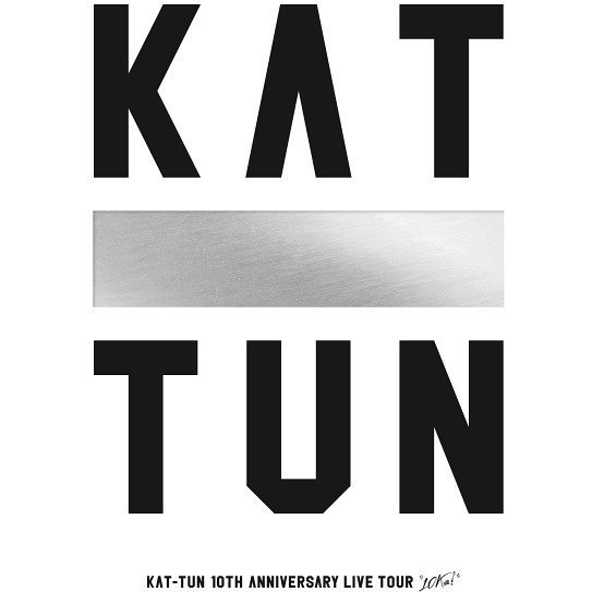 Kat-Tun 10Th Anniversary Live Tour - 10Ks [Limited Edition]