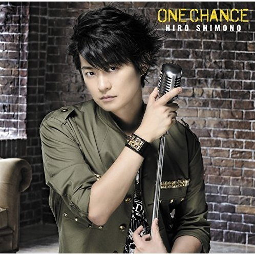 One Chance [CD+DVD Limited Edition Type A]
