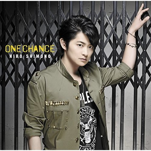 One Chance [CD+DVD Limited Edition Type B]