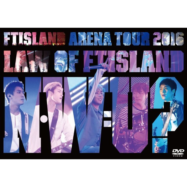 Arena Tour 2016 - Law Of Ftisland - N.w.u