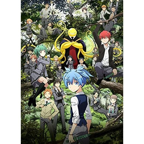 Assassination Classroom Best Album - Music Memories [2CD+DVD Limited Edition]