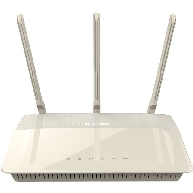D-Link DIR-880L Wireless AC1900 Dual Band Gigabit Cloud Router