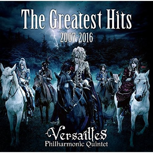 Greatest Hits 2007-2016 [CD+DVD Limited Edition]