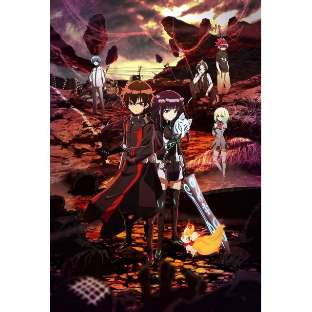 Twin Star Exorcists Vol.5