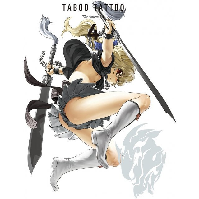 Taboo Tattoo 4 [Blu-ray+CD Limited Edition]
