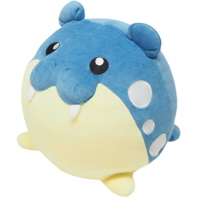 Pocket Monsters Mochifuwa Cushion: Spheal