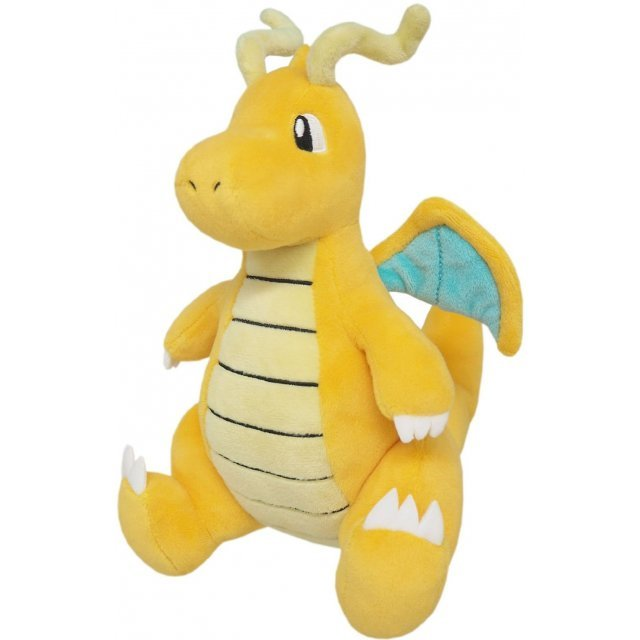 Pokemon All Star Collection Plush: Dragonite [Small]