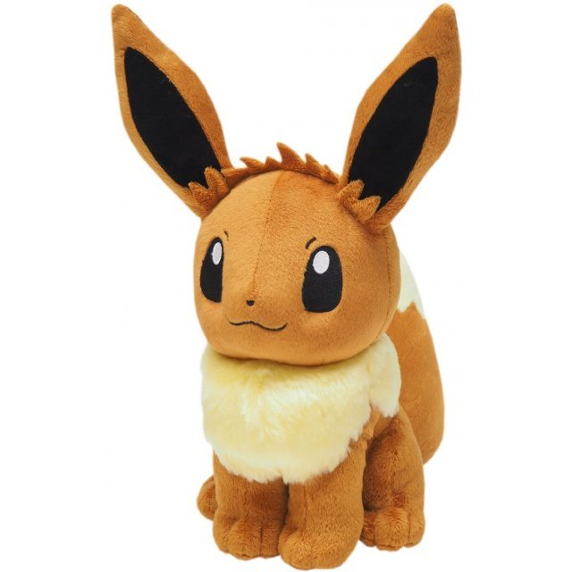 Pokemon All Star Collection Plush: Eevee [Medium]
