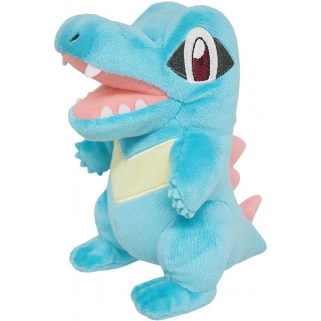 Pokemon All Star Collection Plush: Totodile [Small]