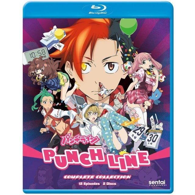 Punch Line - Season One Complete Collection
