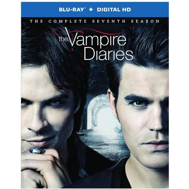 The Vampire Diaries: The Complete Seventh Season [Blu-ray+Digital HD]