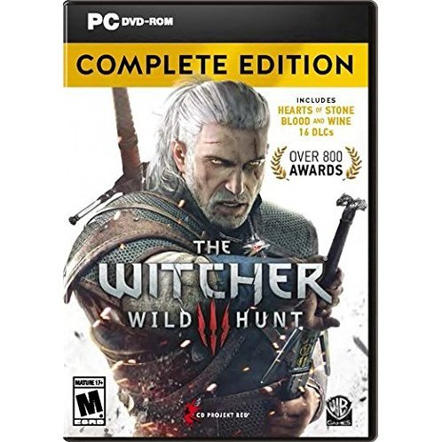 The Witcher 3: Wild Hunt [Complete Edition] (DVD-ROM)