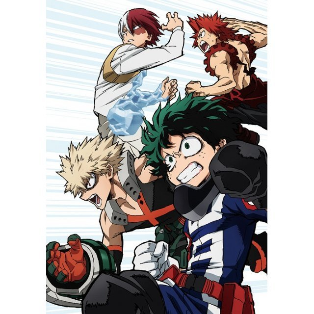 My Hero Academia Vol.5