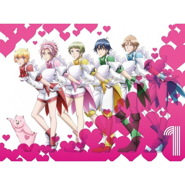Cute High Earth Defense Club Love! Vol.1