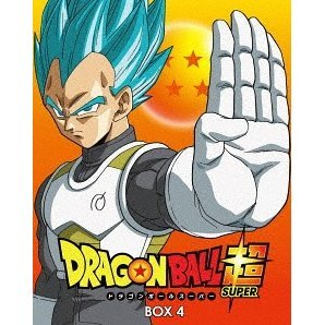 Dragon Ball Super Dvd Box 4