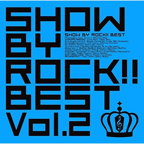 Show By Rock!! Best Vol.2 [2CD+DVD]
