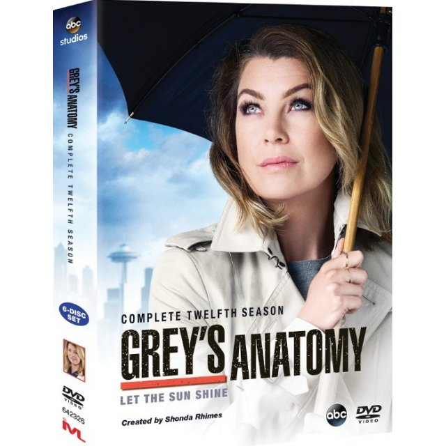 Grey's Anatomy Season 12 [6DVD]