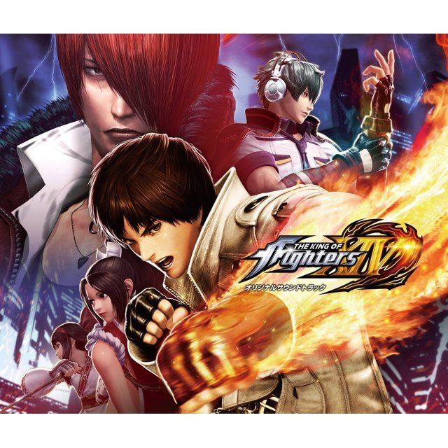King Of Fighters 14 Original Soundtrack