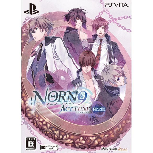 Norn9 Act Tune [Limited Edition]