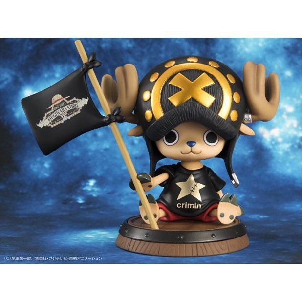One Piece Excellent Model Portrait of Pirates Sailing Again 1/10 Scale Pre-Painted Figure: Tony Tony Chopper Crimin Ver. Shibuya Edition