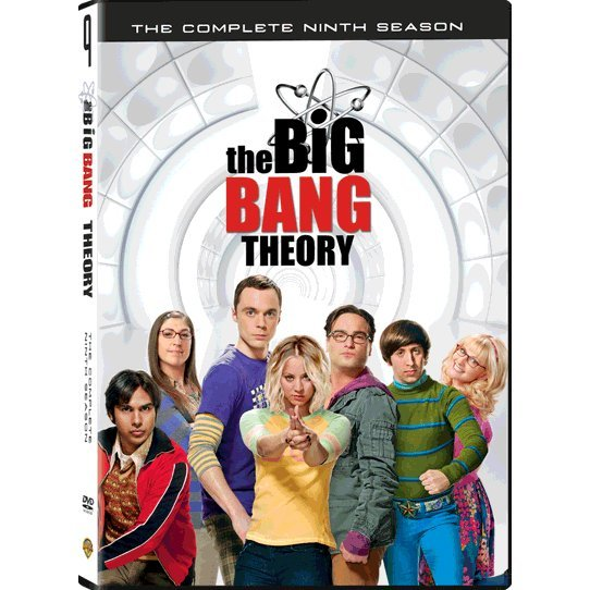 The Big Bang Theory Season 9 [3DVD]