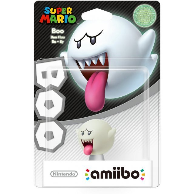 amiibo Super Mario Collection Figure (Boo)
