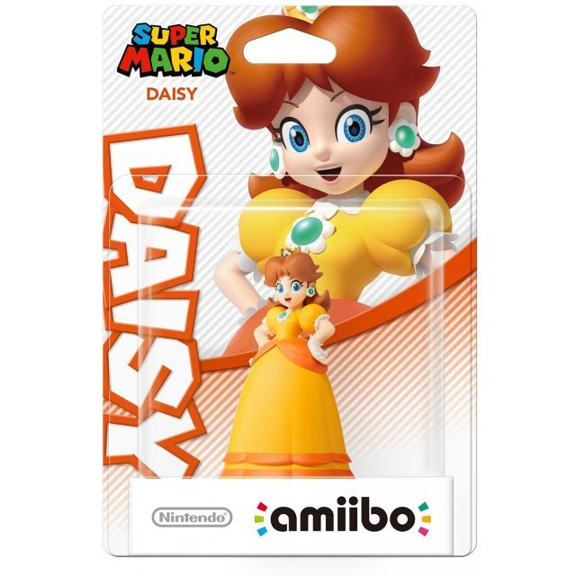 amiibo Super Mario Collection Figure (Daisy)