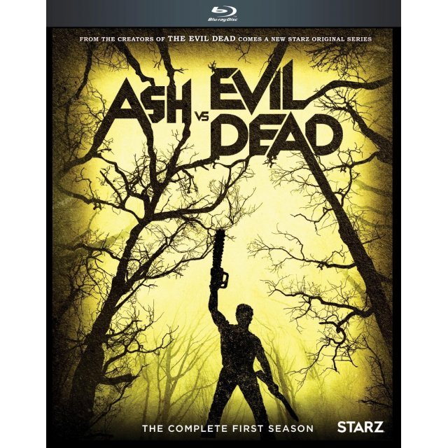 Ash Vs. Evil Dead: The Complete First Season