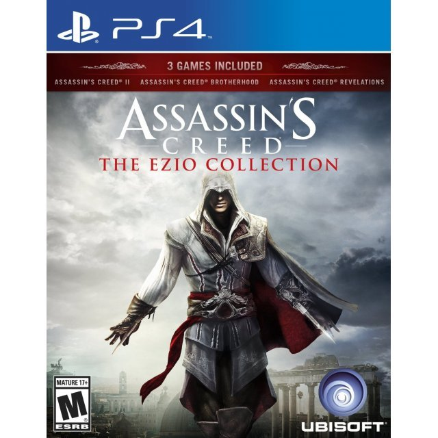 Assassin's Creed: The Ezio Collection (Chinese Subs)