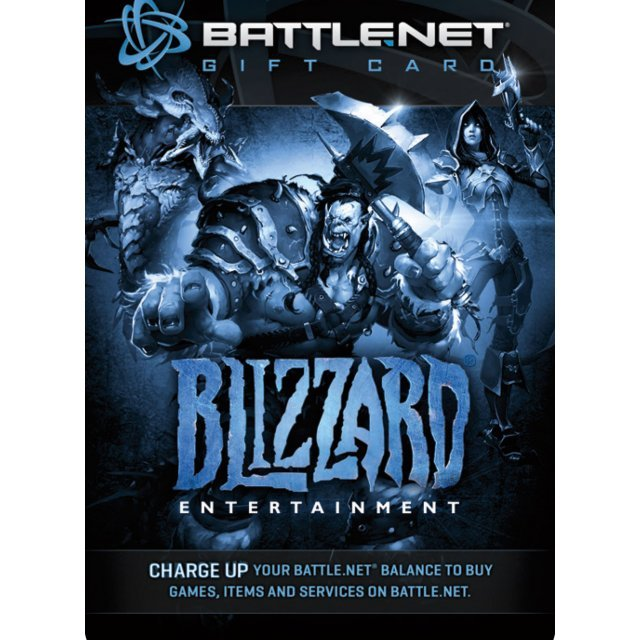 Battle.net Gift Card (EUR 20)