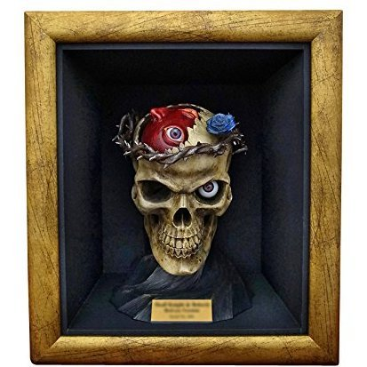 Berserk: Skull Knight & Beherit 2016 Ver. Brown Eye Ver. with Art Frame