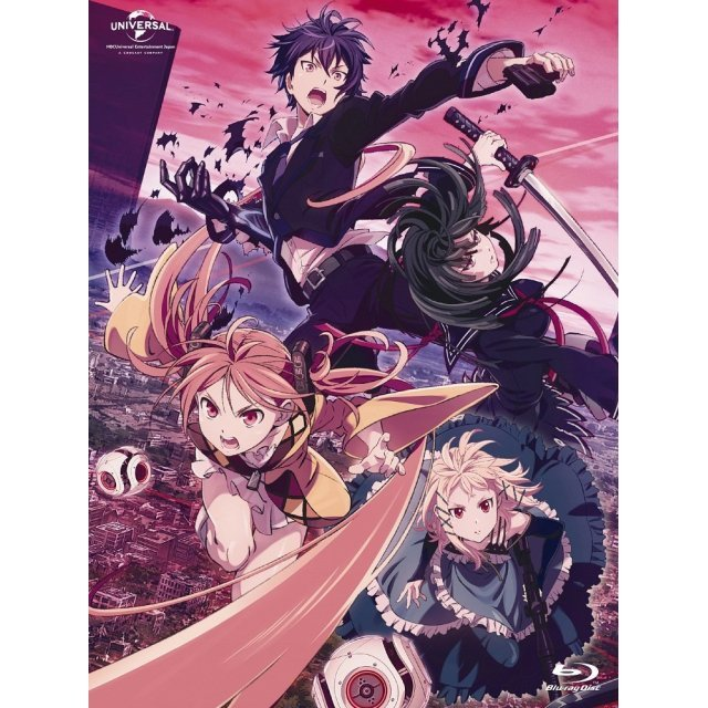 Black Bullet Blu-ray Box [Limited Edition]