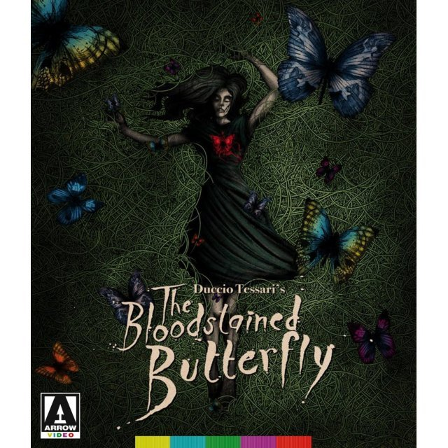 Bloodstained Butterfly [Blu-ray+DVD]