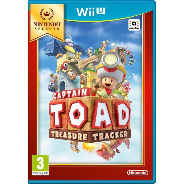 Captain Toad: Treasure Tracker (Nintendo Selects)