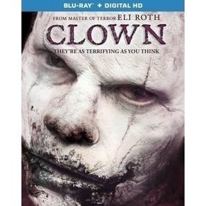 Clown [Blu-ray+Digital HD]