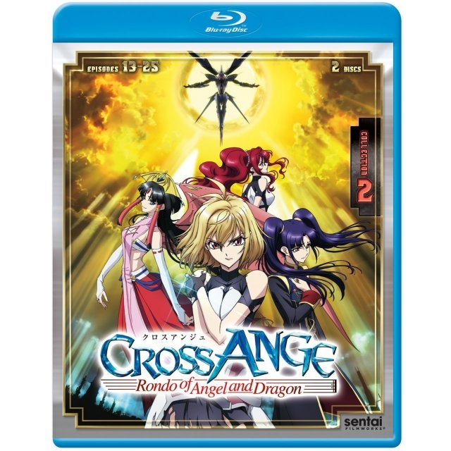 Cross Ange: Rondo of Angels and Dragons - Collection 2