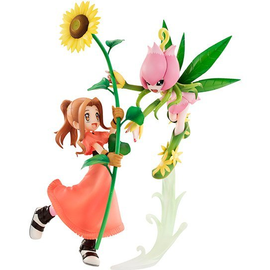 G.E.M. Series Digimon Adventure: Lilimon & Mimi Tachikawa