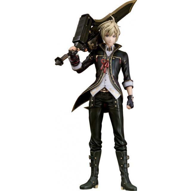 God Eater 2 Rage Burst 1/8 Scale Pre-Painted Figure: Julius Visconti