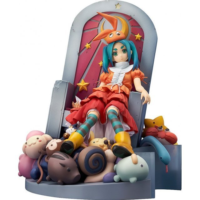 Monogatari Series 1/8 Scale Pre-Painted Figure: Yotsugi Ononoki DX