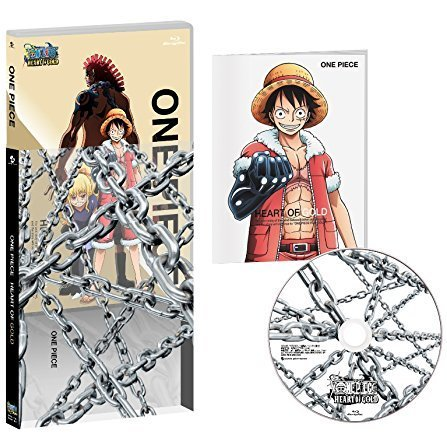 One Piece - Heart Of Gold [Limited Edition]
