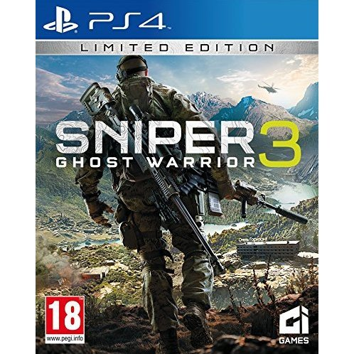 Sniper: Ghost Warrior 3 [Limited Edition]