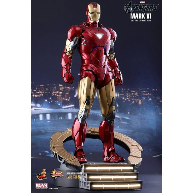 The Avengers 1/6 Scale Collectible Figure: Mark VI