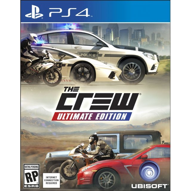 The Crew: Ultimate Edition (English)