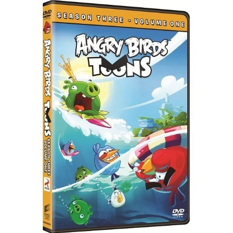 Angry Birds Toons Season 3 Vol. 1