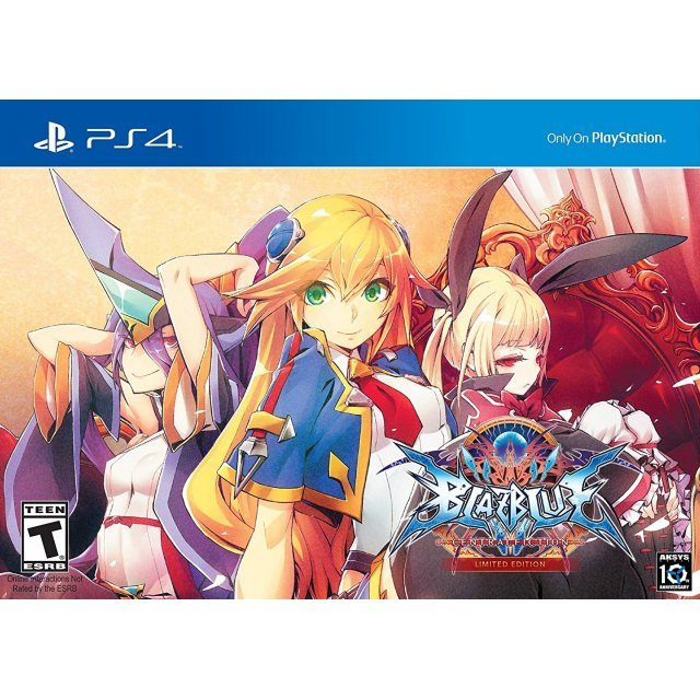 BlazBlue: Central Fiction [Limited Edition]